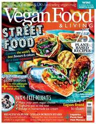 Vegan Food & Living Magazine issue Sep-18