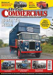 Heritage Commercials Magazine issue September 2018