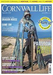 Cornwall Life issue Sep-18