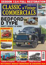 Classic & Vintage Commercials issue September 2018