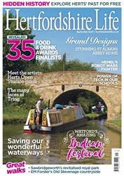 Hertfordshire Life issue Sep-18