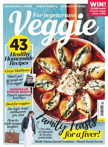 Veggie Magazine issue Sep-18