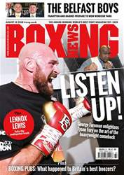 Boxing News issue 14/08/2018