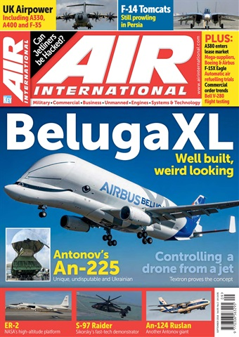 AIR International issue   September 2018