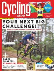 Cycling Weekly issue 16th August 2018