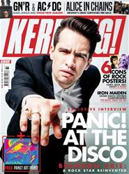 Kerrang issue 18/08/2018