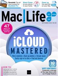 Mac|Life issue September 2018