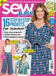 Sew Now issue Issue 24