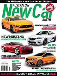 Australian New Car Buyer issue Australian New Car Buyer