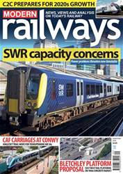 Modern Railways issue   September 2018