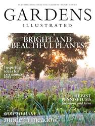 Gardens Illustrated issue September 2018