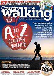 Country Walking issue September 2018