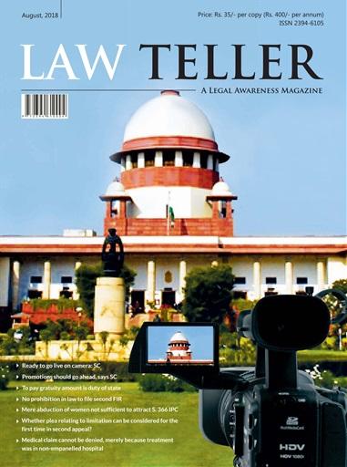 Lawteller – A Legal Awareness Magazine Preview