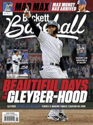 Beckett Baseball issue September 2018