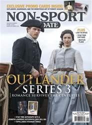 Non-Sport Update Magazine Cover