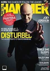 Metal Hammer issue September 2018
