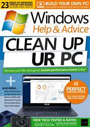 Windows Help & Advice issue September 2018