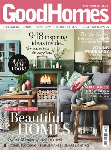 GoodHomes Magazine - October 2018 Subscriptions | Pocketmags