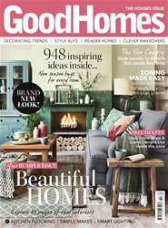 GoodHomes Magazine issue October 2018