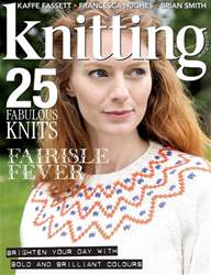 Knitting issue Autumn 2018