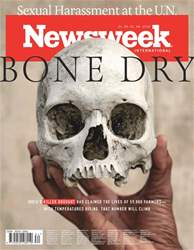 Newsweek International issue 24th August 2018