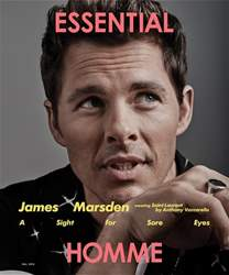 Essential Homme issue Fall 2018