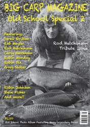 Big Carp Magazine Magazine Cover