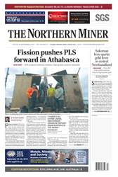 The Northern Miner issue Vol. 104 No. 17