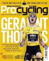 Procycling issue Tour De France Review