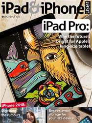iPad and iPhone User issue Issue 135