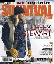 American Survival Guide issue October 2018