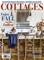 Cottages and Bungalows issue Oct/Nov 2018