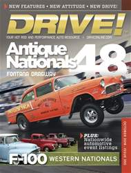 Drive issue October 2018