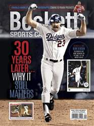 Sports Card Monthly issue September 2018