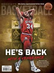 Beckett Basketball issue September 2018