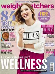 Weight Watchers magazine UK issue October 2018