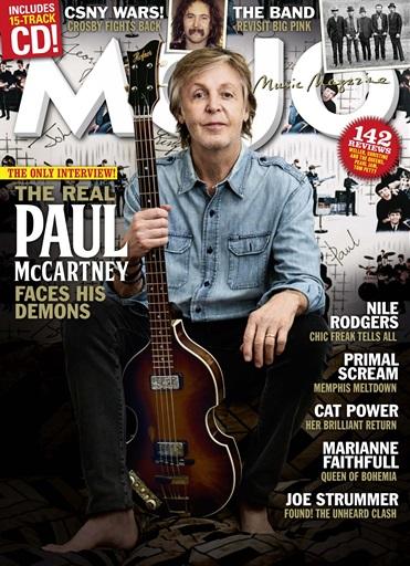 The Beatles Polska: Paul McCartney o swoich demonach w najnowszym wywiadzie dla MOJO