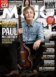 Mojo issue October 2018