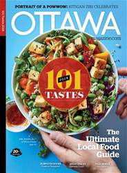 Ottawa Magazine issue 101 Tastes Autumn 2018