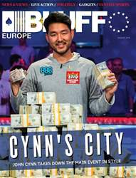Bluff Europe issue Bluff Europe August 2018