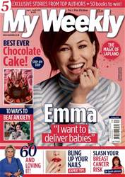 My Weekly issue 25/08/2018
