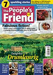 The People's Friend issue 25/08/2018