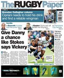 The Rugby Paper issue 19th August 2018