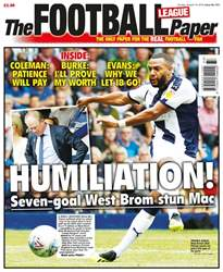 The Football League Paper issue 19th August 2018