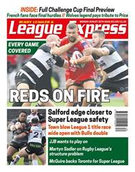 League Express issue 3135