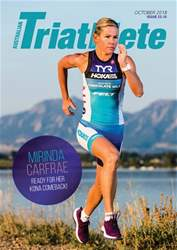 Australian Triathlete issue October 2018