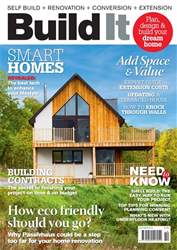 Build It issue October 2018