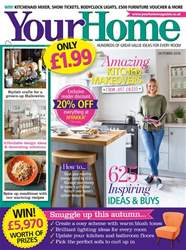 Your Home Magazine issue October 2018