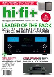 Hi-Fi Plus issue Hi-Fi+ Issue 163