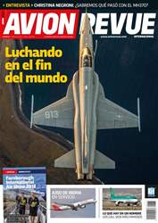 Avion Revue Internacional España issue Número 435